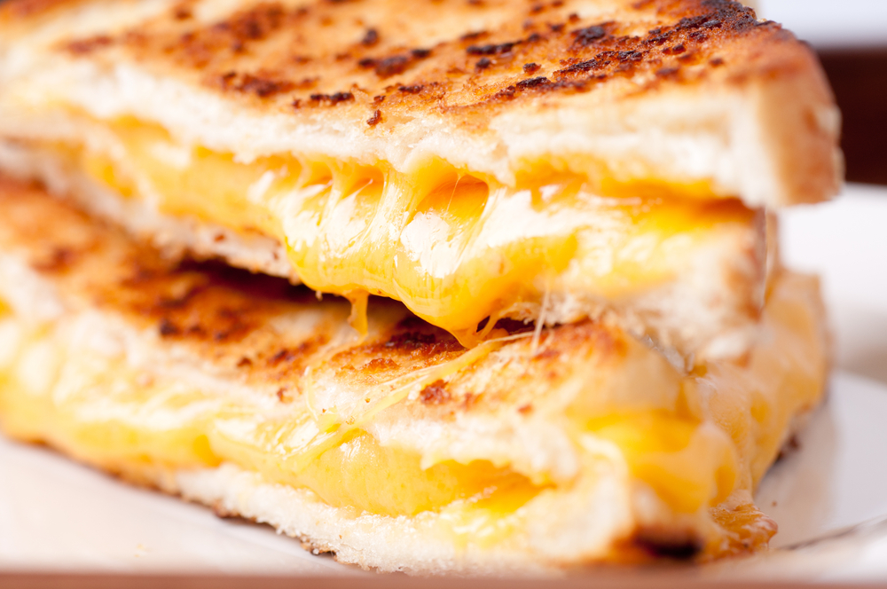The Best Grilled Cheese Your Kids Will Love