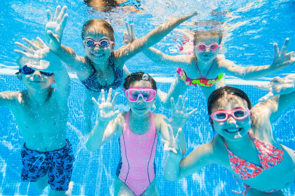 Why It's So Important To Teach Your Kids To Swim