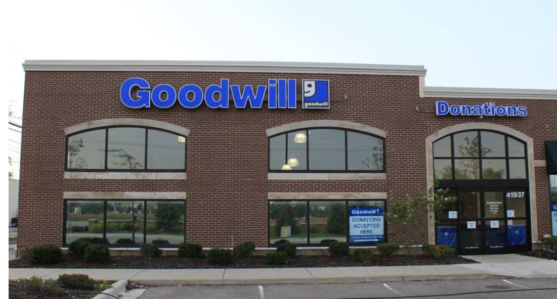 Donations To Goodwill