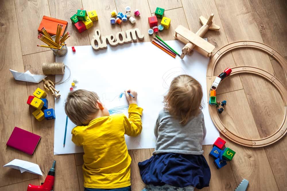 Children Dream